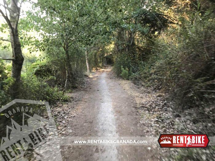 Cortijuela Sierra Nevada - bicycle rental rent a bike Granada