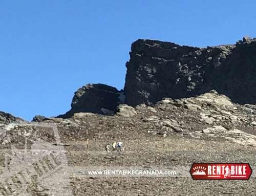 De Granada al Pico Veleta 3383m