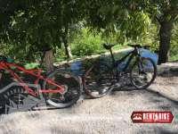 Ermita Vieja - bicicleta de alquiler rent a bike granada