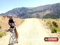 La Capitana - bicicleta de alquiler rent a bike granada