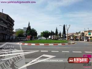 Ruta del Legioinario 04 - bicicleta de alquiler rent a bike granada