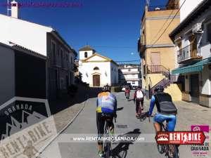 Ruta del Legioinario 07 - bicicleta de alquiler rent a bike granada