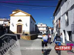 Ruta del Legioinario 08 - bicicleta de alquiler rent a bike granada