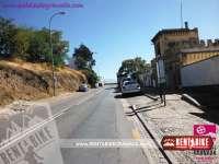 Route Mendrugo 01 - bicycle rental rent a bike Granada