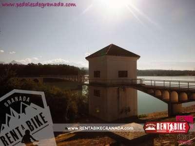 Ruta del Mendrugo 02 - bicicleta de alquiler rent a bike granada