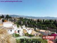Route Mendrugo 05 - bicycle rental rent a bike Granada
