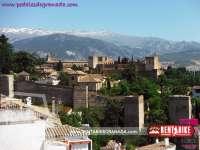 Route Mendrugo 06 - bicycle rental rent a bike Granada