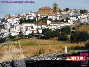 Ruta del Mendrugo 07 - bicicleta de alquiler rent a bike granada