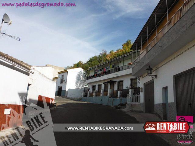 Route Mendrugo 08 - bicycle rental rent a bike Granada