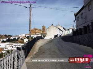 Ruta del Mendrugo 09 - bicicleta de alquiler rent a bike granada