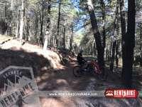Vereda de las calaveras - bicicleta de alquiler rent a bike granada