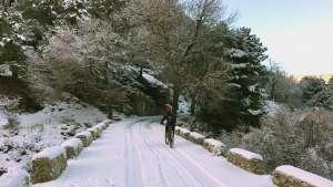 Alquiler de Bicicletas de invierno